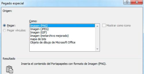 Asociar imágenes a celdas Excel