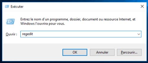 Regedit Windows