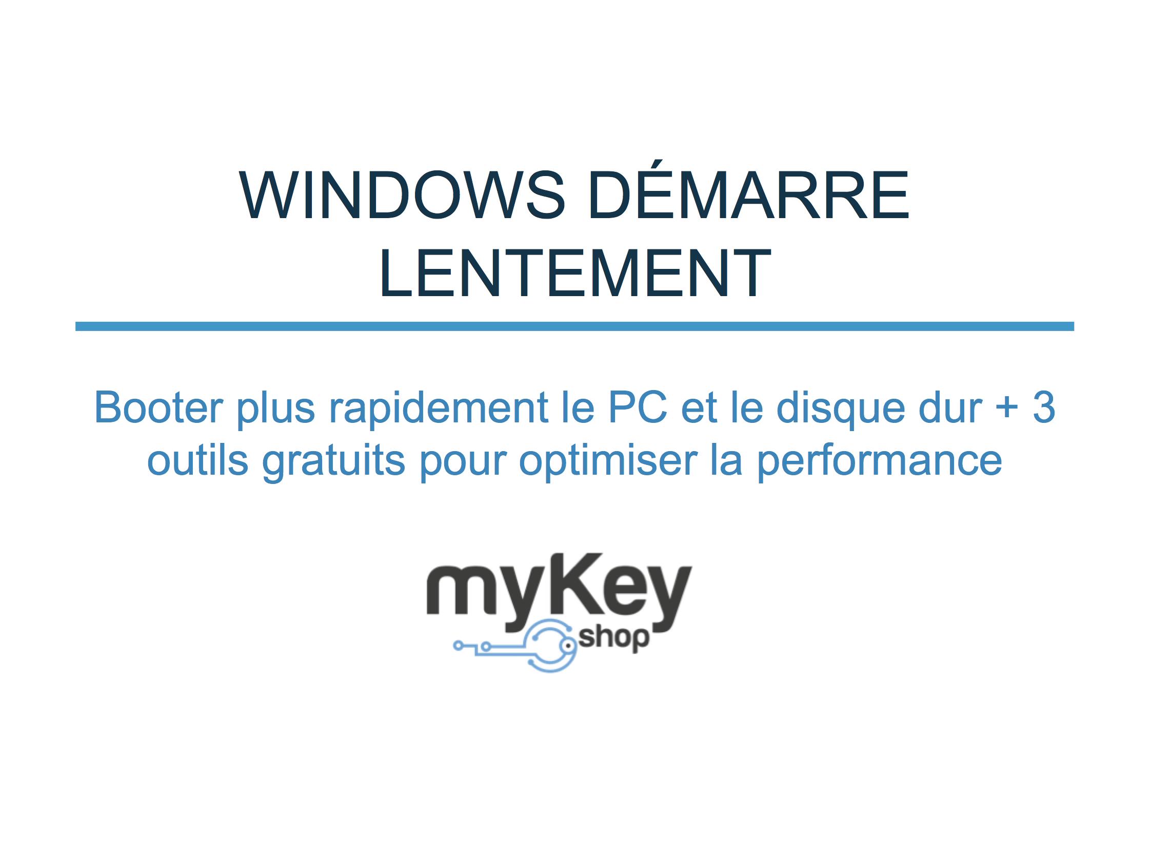 Windows titre