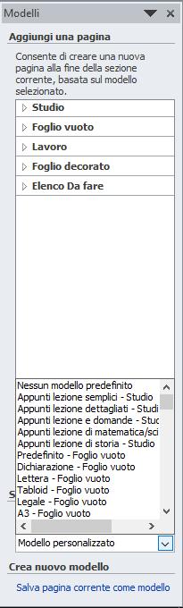Modelli tipologie