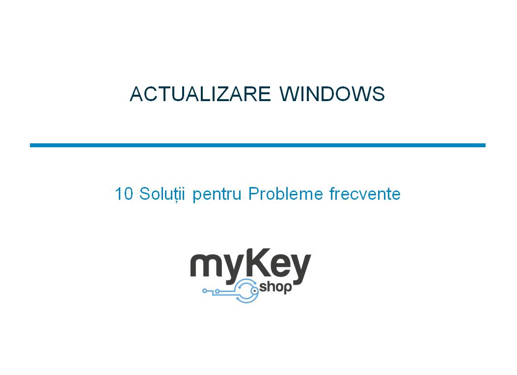 actualizare windows